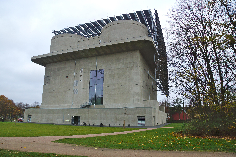Energiebunker Hamburg